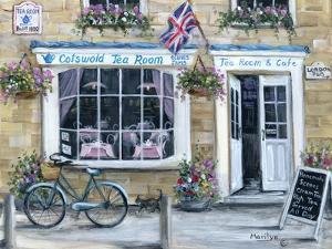 Cotswold Tea by Marilyn Dunlap