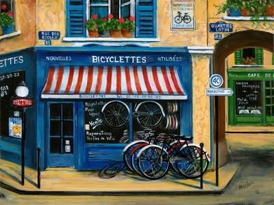 French Bicycle Shop
