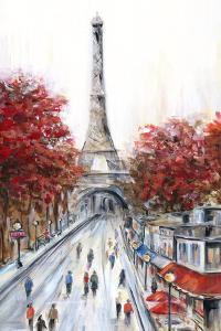 Paris Fall by Marilyn Dunlap