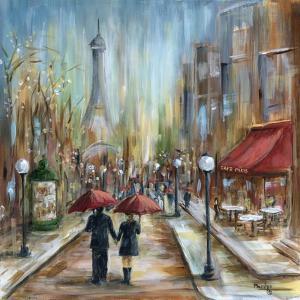 Paris Lovers III by Marilyn Dunlap