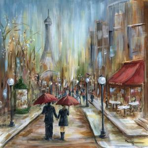 Paris Lovers III by Marilyn Dunlap