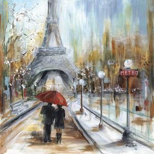 Romantic Paris by Marilyn Dunlap
