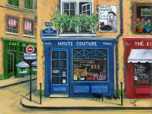 The French High Fashion Pet Shop by Marilyn Dunlap