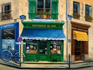 The French Pastry Shop by Marilyn Dunlap