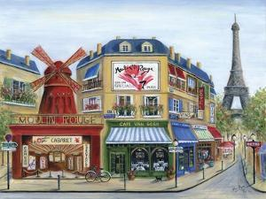 To Paris with Love by Marilyn Dunlap