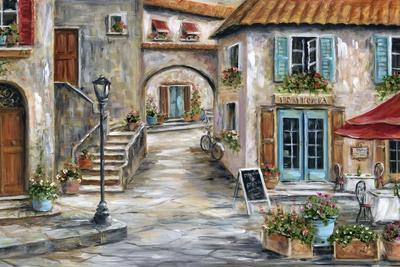 Tuscan St Scene