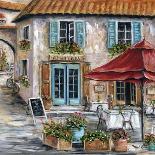 Tuscan Villas on the Lake-Marilyn Dunlap-Art Print