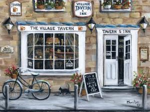 Village Inn by Marilyn Dunlap