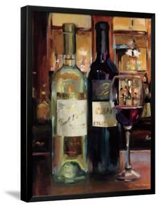 A Reflection of Wine II by Marilyn Hageman