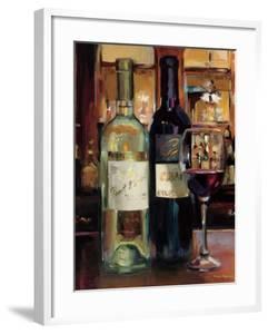 A Reflection of Wine II by Marilyn Hageman