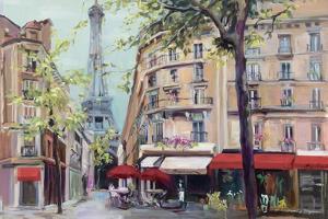 Springtime in Paris by Marilyn Hageman