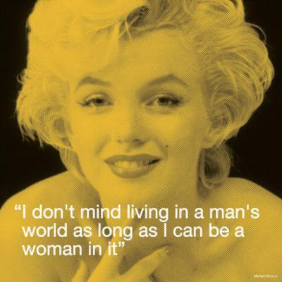 Marilyn: Man's World