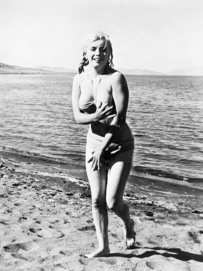 Marilyn Monroe (1926-1962)--Giclee Print