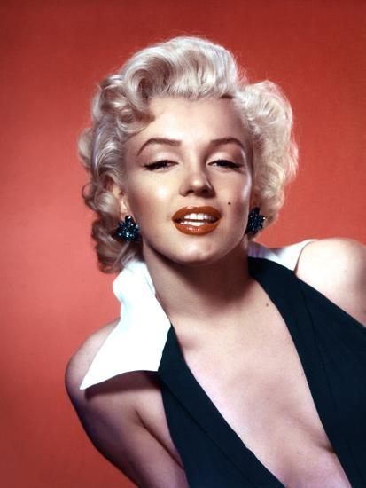 Marilyn Monroe 1952 L.A. California Usa--Photo