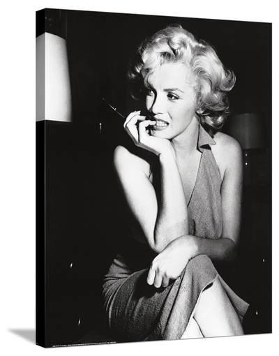 Marilyn Monroe, 1952--Stretched Canvas Print