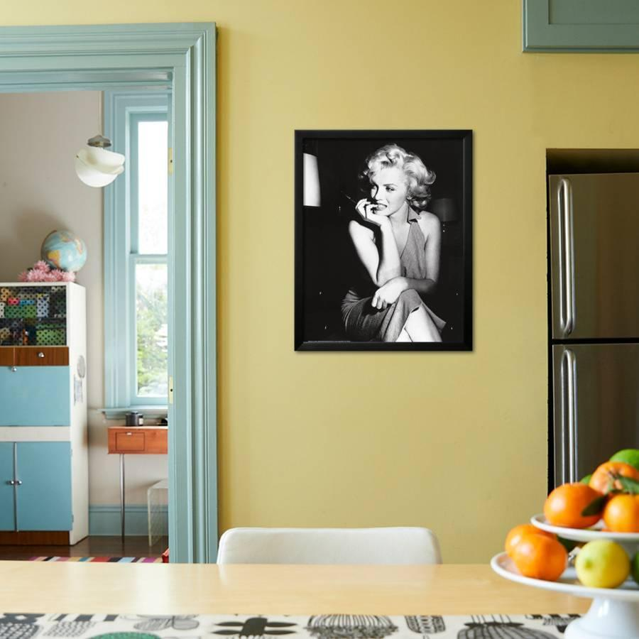 Marilyn Monroe, 1952 Framed Art Print by | Art.com