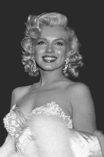 Marilyn Monroe, 1953-Unknown-Art Print