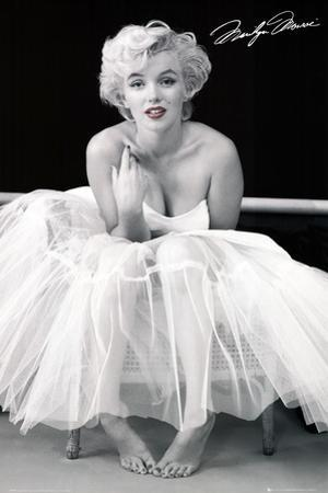 Marilyn Monroe-Ballerina