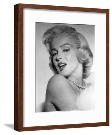 Marilyn Monroe, Mid 1950s