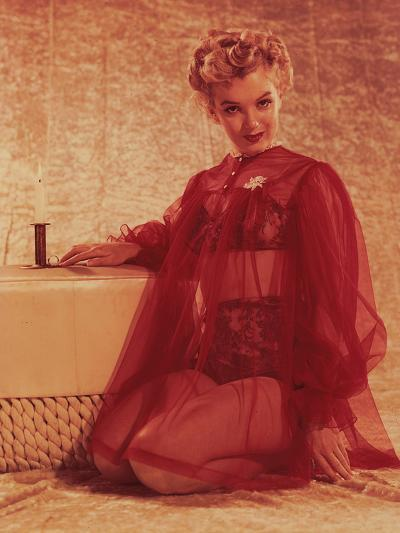 Marilyn Monroe, Print from the Archives of 'Silver Screen' Magazine--Photographic Print