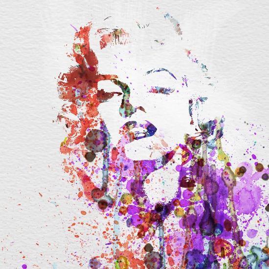 Marilyn Monroe-NaxArt-Art Print