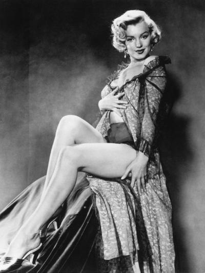 Marilyn Monroe--Photographic Print
