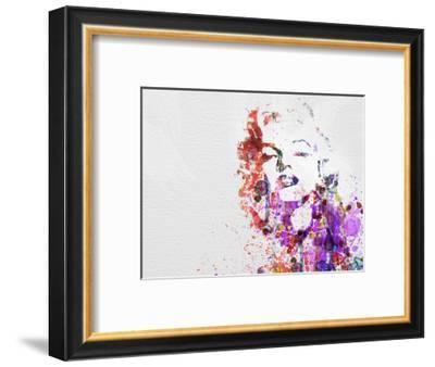 Marilyn Monroe-NaxArt-Framed Art Print