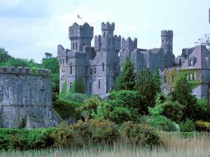 Ashford Castle, Cong Co Gaslway, Ireland by Marilyn Parver