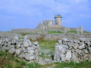 Dun Aengus Fort, Aran Island, Inishmore, Ireland by Marilyn Parver