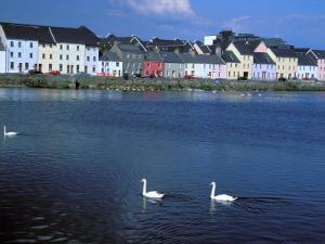 Galway Bay, County of Galway, Ireland by Marilyn Parver