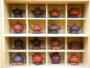 Teapot Collection by Marilyn Parver