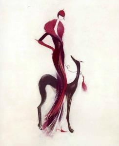 My Lady I by Marilyn Robertson