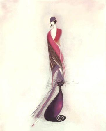 My Lady II by Marilyn Robertson