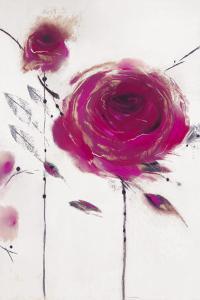 Oriental Rose II by Marilyn Robertson