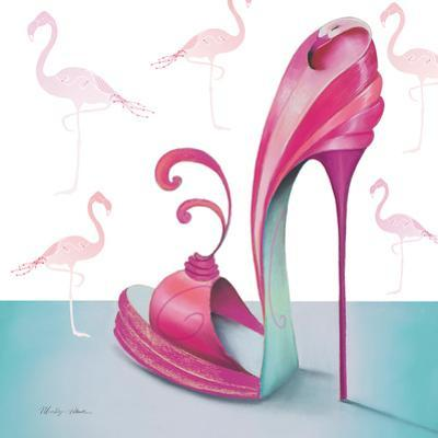Pretty Flamingo by Marilyn Robertson