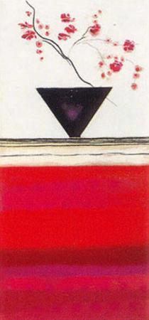Ruby I by Marilyn Robertson