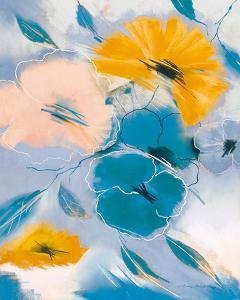 Saffron I by Marilyn Robertson