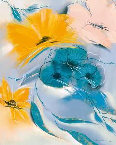 Saffron II by Marilyn Robertson