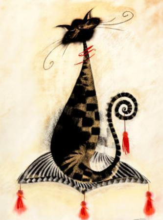 Thomas the Cat by Marilyn Robertson