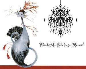 Wonderful Fabulous Meow! by Marilyn Robertson