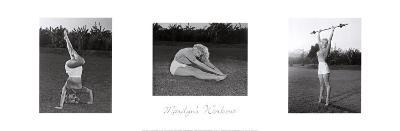 Marilyn's Workout--Art Print