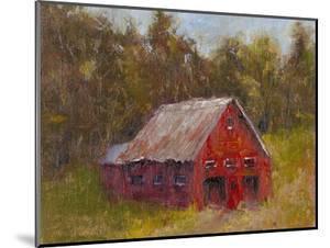 Back Road Barn II by Marilyn Wendling