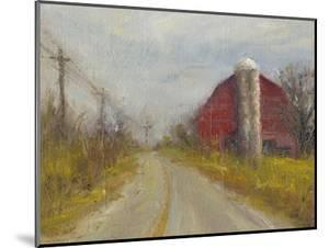 Country Silo by Marilyn Wendling