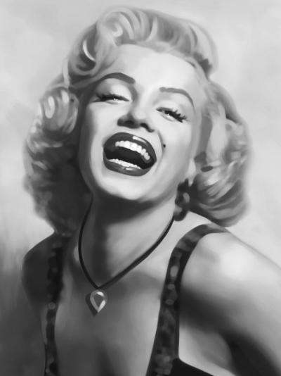 Marilyn-Tom Croft-Art Print