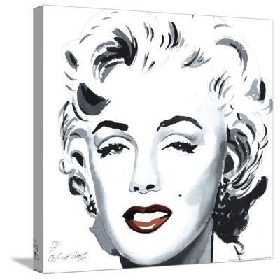 Marilyn-Irene Celic-Stretched Canvas Print