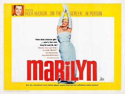 Marilyn--Art Print