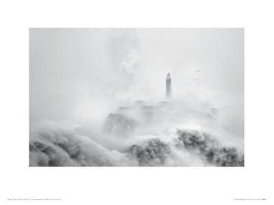 Cantabria Lighthouse II by Marina Cano