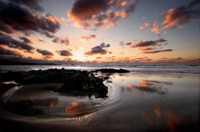 Sunset, Cantabria by Marina Cano