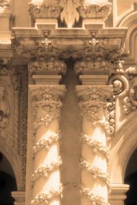 Column II by Marina Drasnin Gilboa