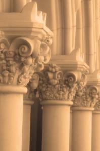 Column III by Marina Drasnin Gilboa